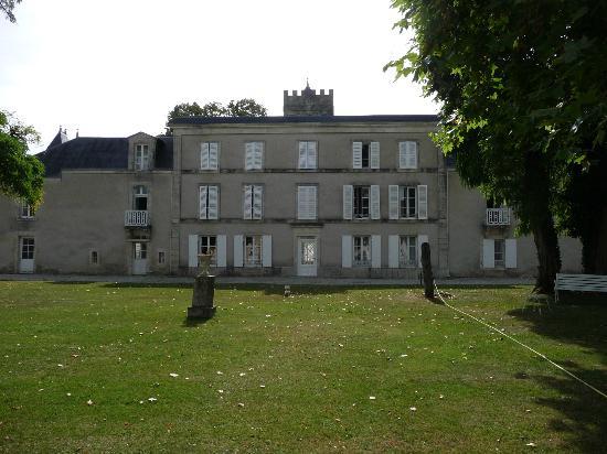 Hotel Domaine Du Griffier : vue exterieure