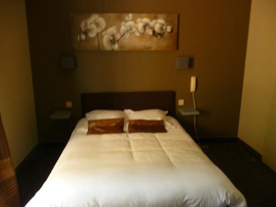 Hotel Domaine Du Griffier : la chambre