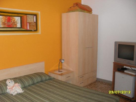 Actinia Accommodation: habitacion doble