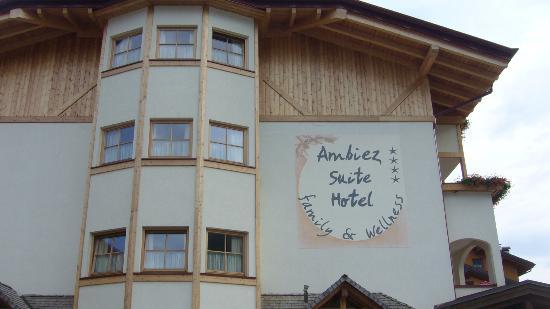 Ambiez Suite Hotel: esterno hotel