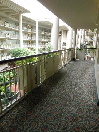 Embassy Suites by Hilton Parsippany: Hallway