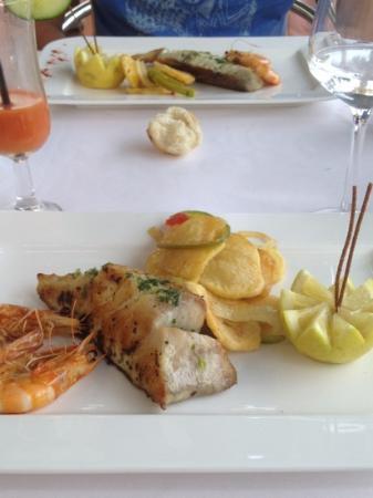 Grill El Asador : le poisson