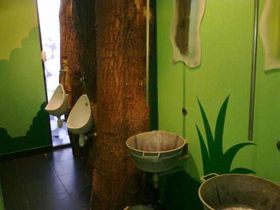 Casse-Croute Vendeen : les super toilettes