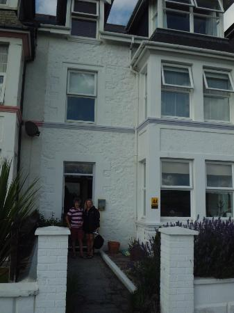 Dylan's Bed and Breadfast - Bude, Cornwall: front aspect
