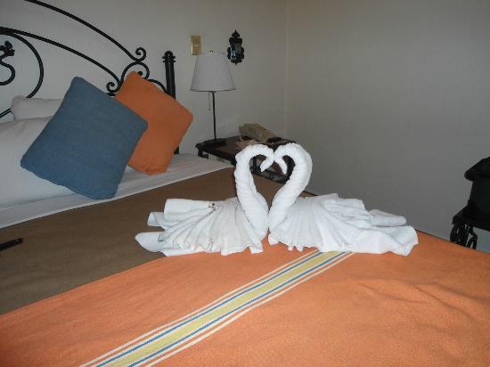 Hotel Boutique Parador San Miguel Oaxaca: detalle en nuestra habitación