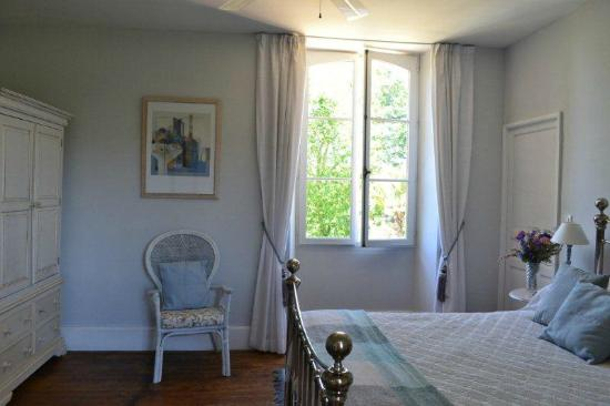 Domaine des Faures : The bedrooms are light and airy