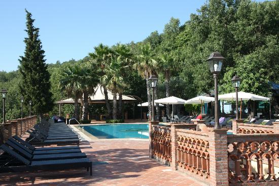 Airone Wellness Hotel: zwembad