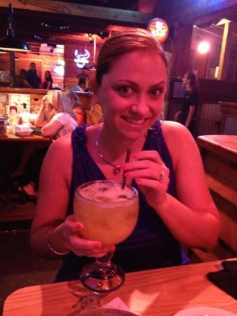 Texas Roadhouse: love the margaritas!
