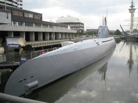 German Maritime Museum : U-2540
