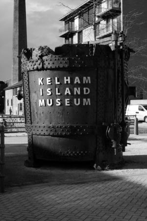 凯勒姆岛博物馆