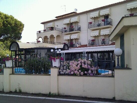 Hotel Le Naiadi