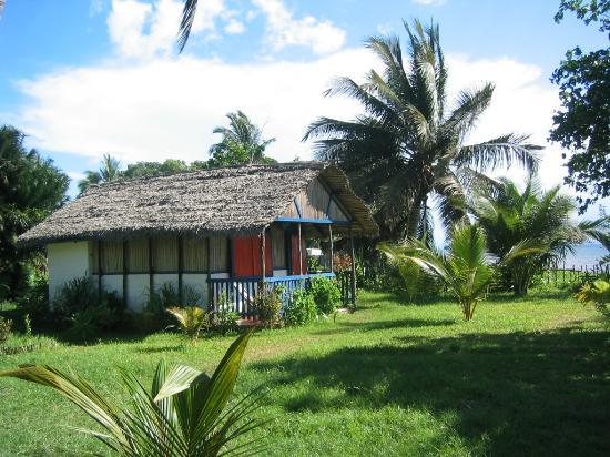 Hôtel Aladabo : Bungalows