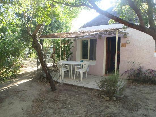 Cugnana Portorotondo : Camping Cugnana - Bungalow