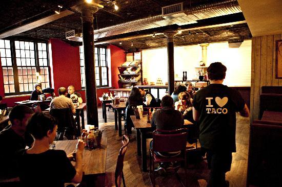 Lucha Libre Mexican Restaurant Liverpool