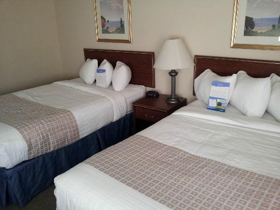 Comfort Inn Midtown: Comfortable beds