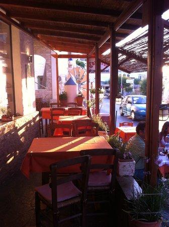 Camaron Restaurant: balcon de camaron