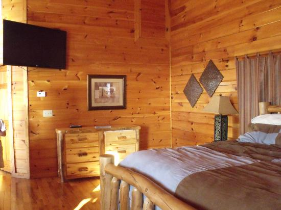 Starr Crest Resort: Almost Perfect Cabin