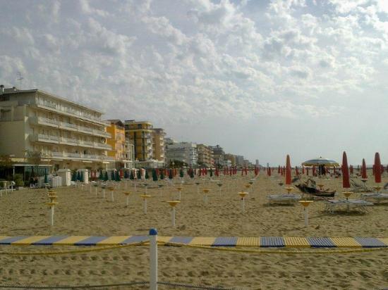 Hotel Vidi Miramare & Delfino: Spiaggia