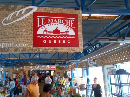 Marche du vieux port de quebec quebec city all you need to know before you go updated 2018 - Restaurant vieux port de quebec ...