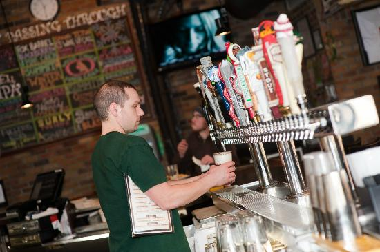 Stanley's Northeast Bar: Craft Beer Tap Tower