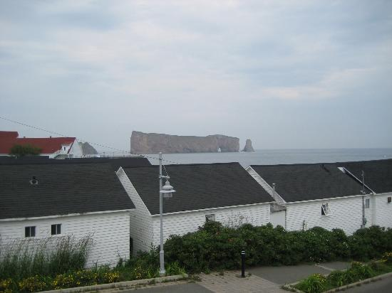 Hotel Motel Fleur de Lys: View from room 15
