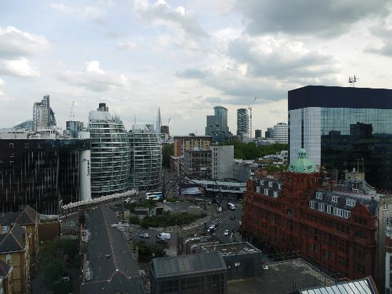 Premier Inn London City (Old Street) Hotel: View from room 1221