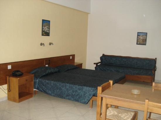 Maritime Hotel Apartments: Studio for 2