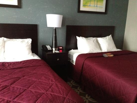 Comfort Inn Rehoboth Beach: Double queen room