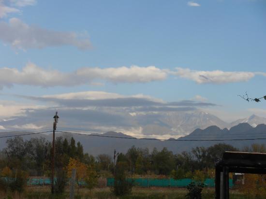 Villa Mansa Wine Hotel & Spa: Mountains