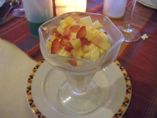 Barcelo Puerto Vallarta: dessert