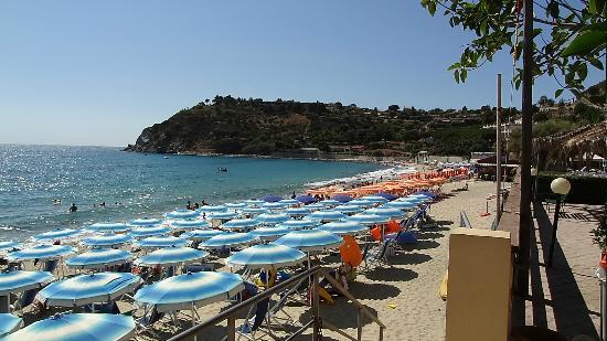 Villaggio Santa Maria: spiaggia