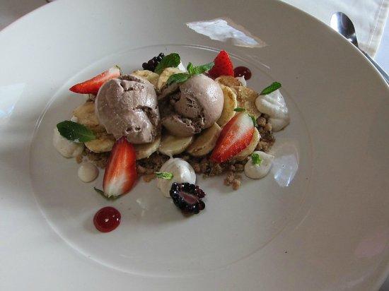 Elementos Restaurante: Dessert