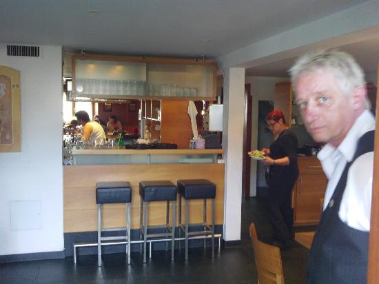 Gasthof-Hotel Adler: Restaurantbar