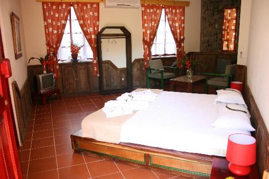 Hotel Playa Bejuco: Habitacion