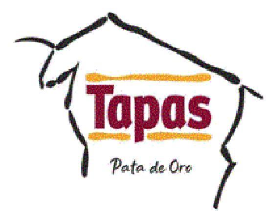 Tapas Pata de Oro: Our logo