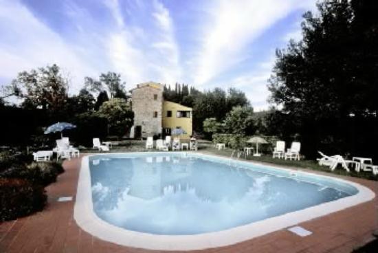 Villa Tatti: Agriturismo con pscina