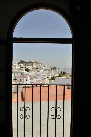 El Cobijo de Vejer: View from living room