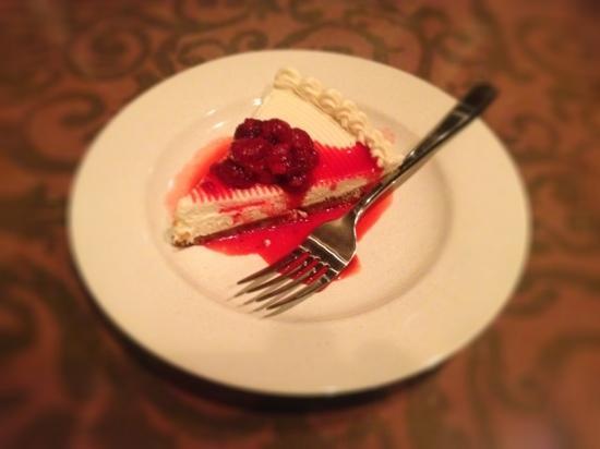 Saen Thai Cuisine Limited: Cream Cheese Pie... YUM!