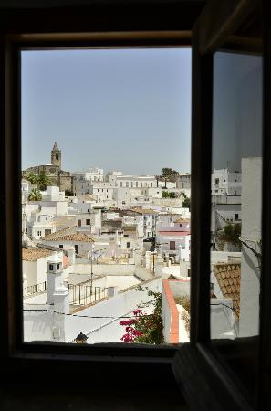 El Cobijo de Vejer: View from bedroom window