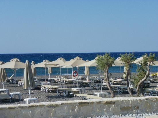 Ostria Resort & Spa: plage