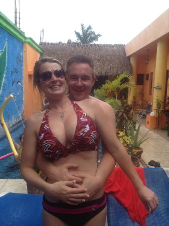 Casita de Maya: Me and the Wife