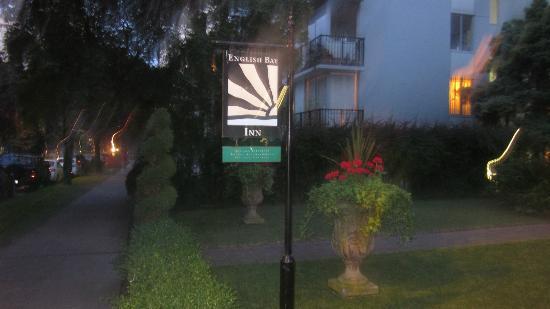 إقامة وإفطار بفندق إنجليش باي إن: B&B yard 