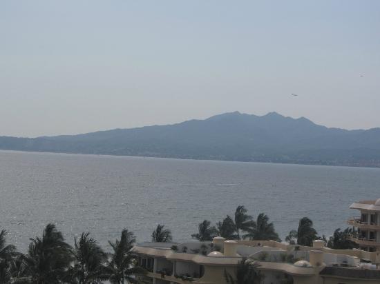 Hotel Riu Vallarta: mountains