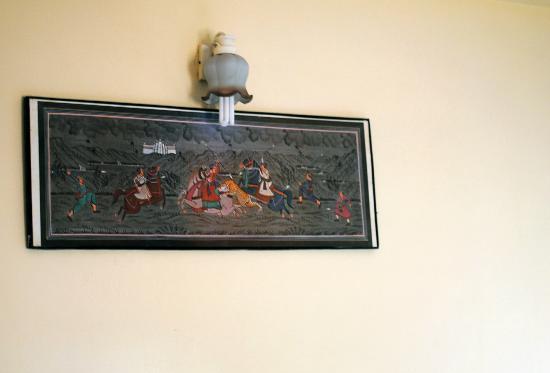 Siva Guest House: Quadro