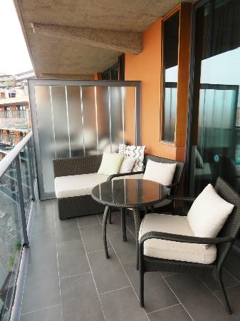 Sheraton Gran Canaria Salobre Golf Resort: Balkon
