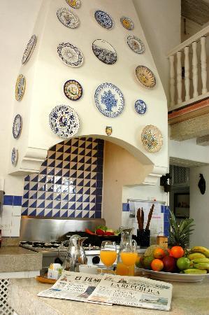 Casa Quero: Nuestra cocina!!
