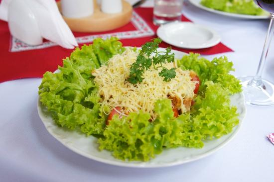 Hospoda: salad