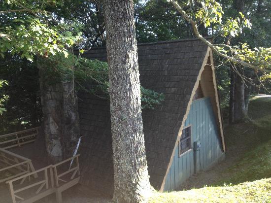 Dillard House: Chalet #7