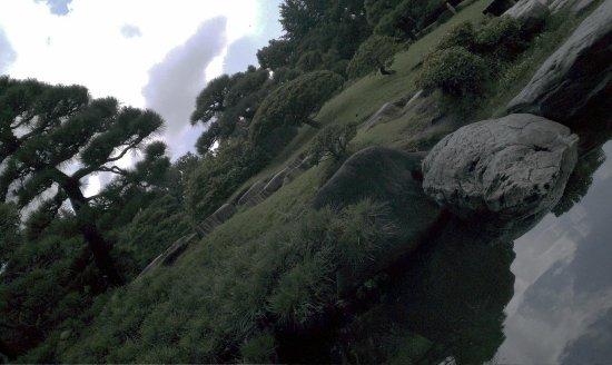 Kiyosumi Teien: 数々の名石