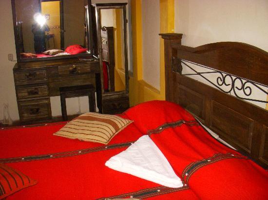 Hotel Burkhard: habitacion con una cama king